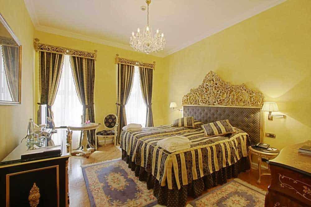 Room @ Alchemyst Grand Hotel & Spa in Prague