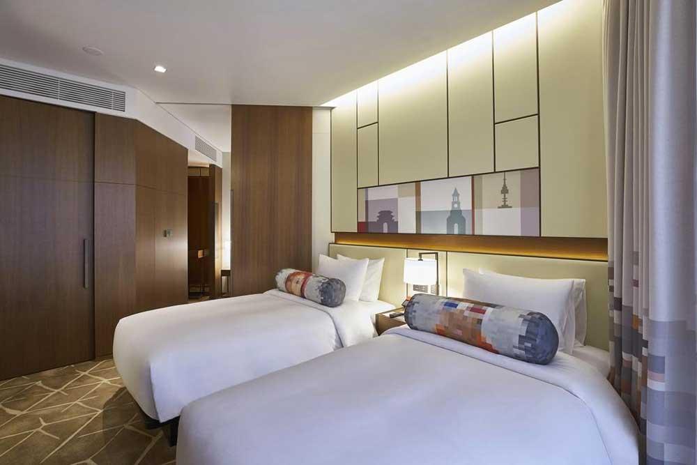 Room @ Aloft Seoul Myeongdong