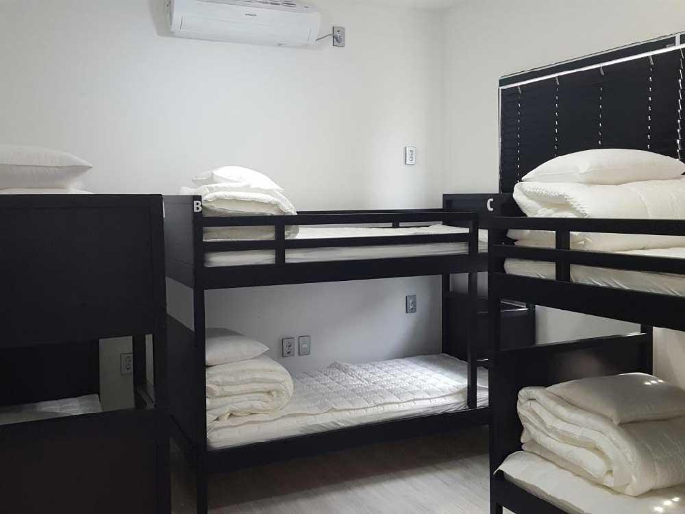 Room @ Amazon Guesthouse in Itaewon, Seoul, Korea