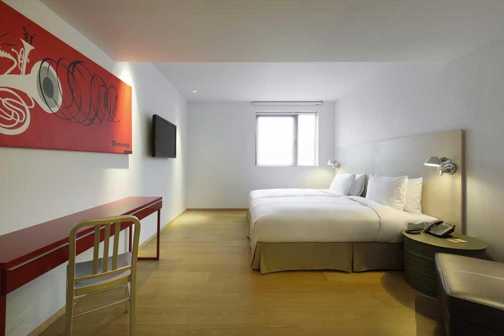 Room @ amba Taipei Ximending