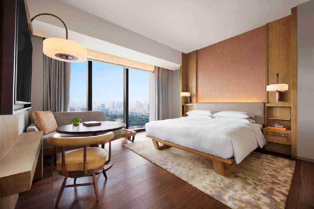 Room Andaz Singapore