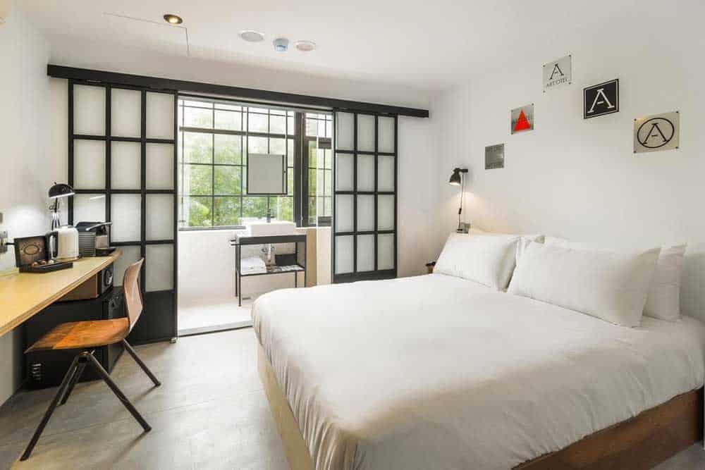 Room @ Art'otel Ximending Taipei