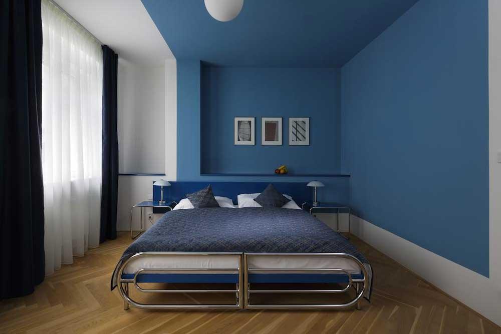 Room @ AXA Hotel in Prague