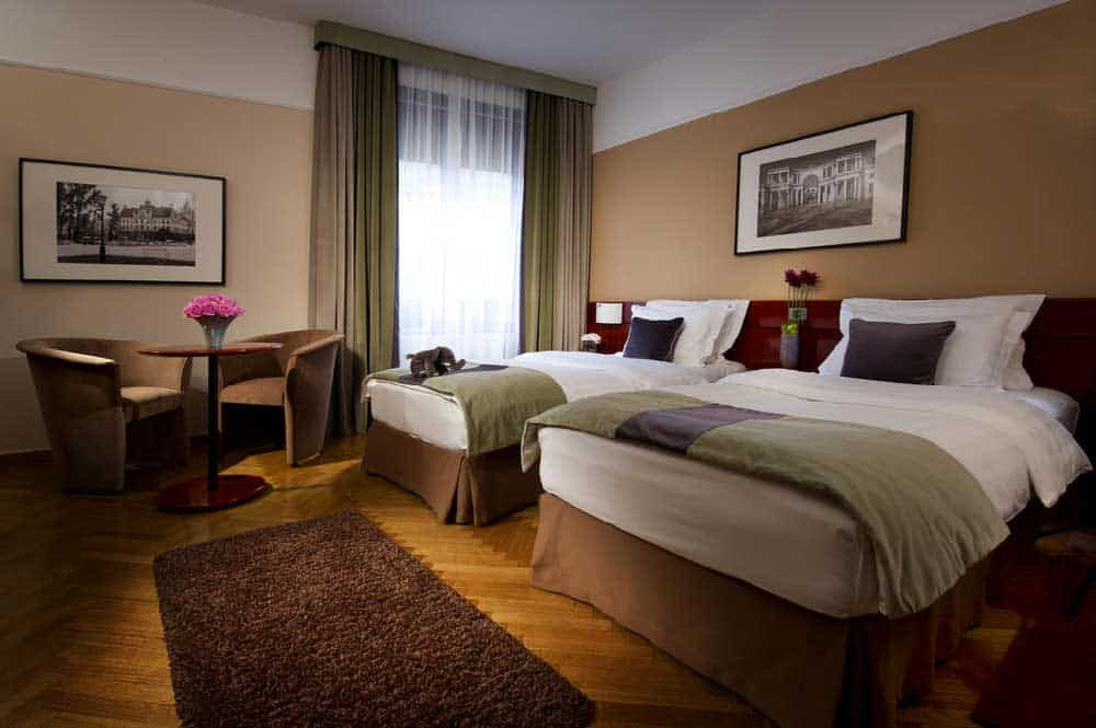 Room Best Western Premier Hotel Slon