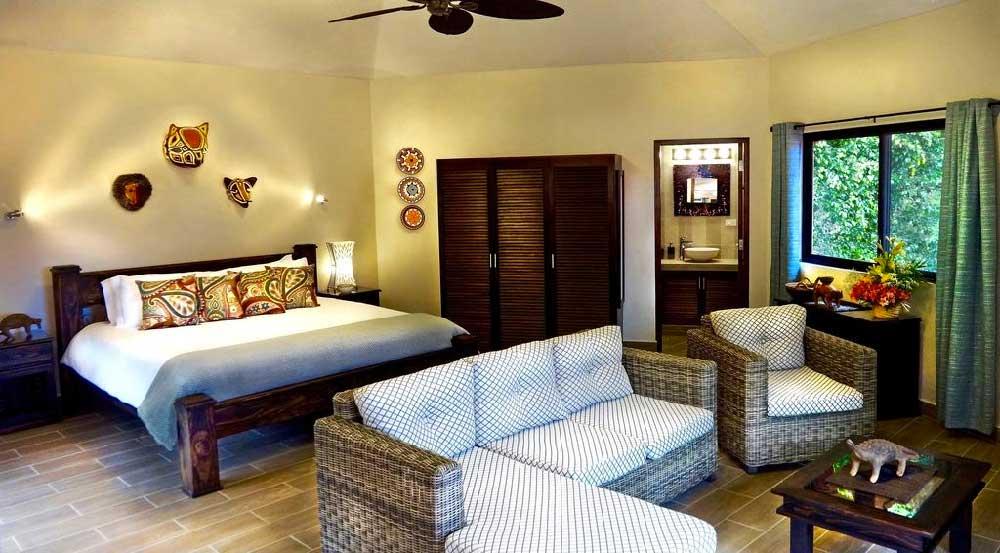 Room @ Boquete Garden Inn