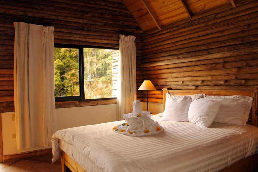 Room @ Boquete Tree Trek Mountain Retreat