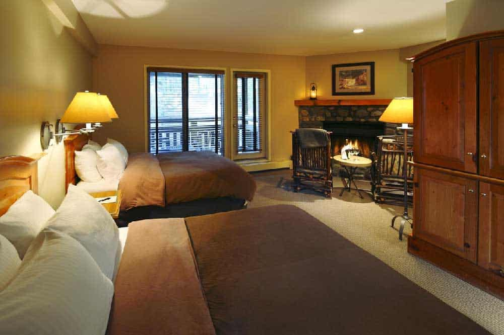 Room Buffalo Mountain Lodge