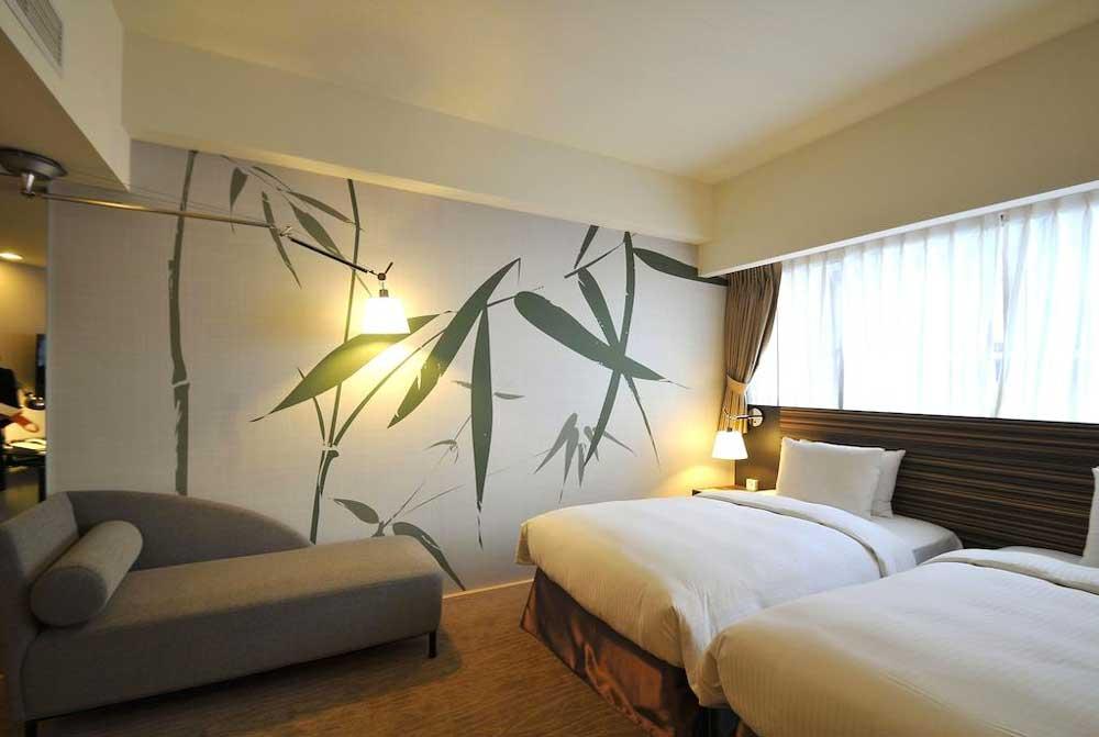 Room at Caesar Park Hotel Taipei in Taipei, Taiwan