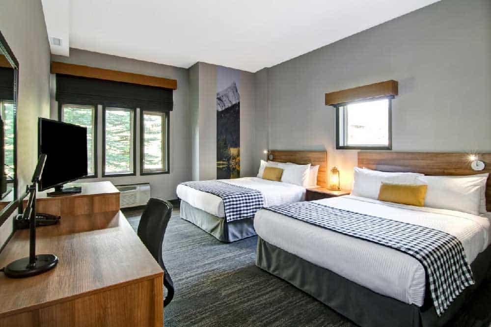 Room Canalta Lodge