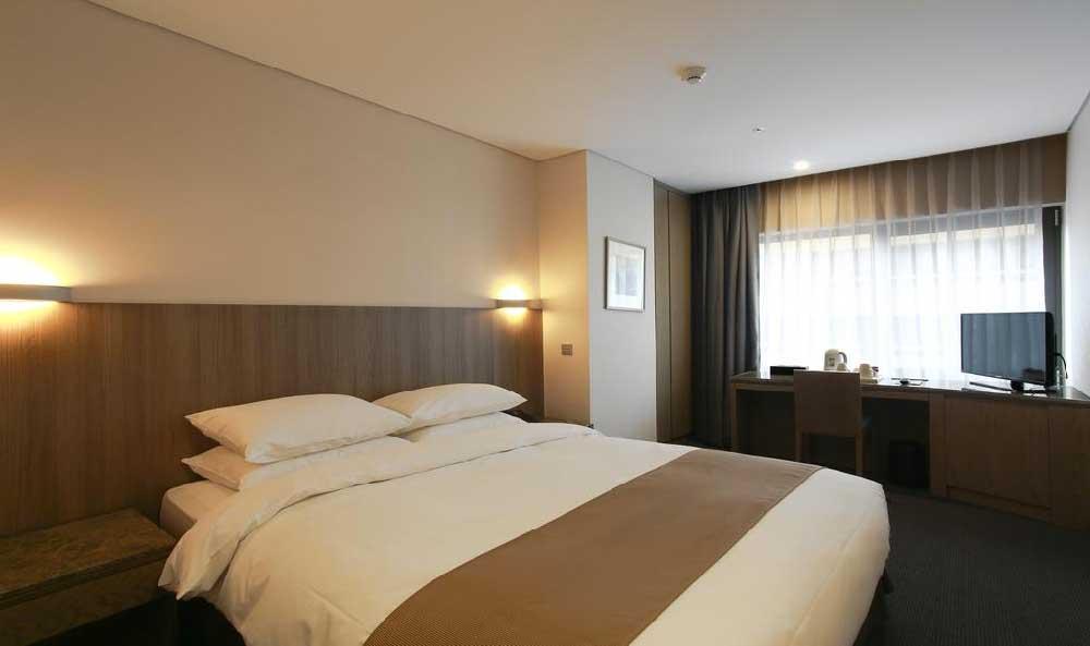 Room @ Centermark Hotel Insadong Myeongdong