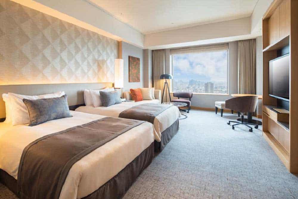 Room Cerulean Tower Tokyu Hotel