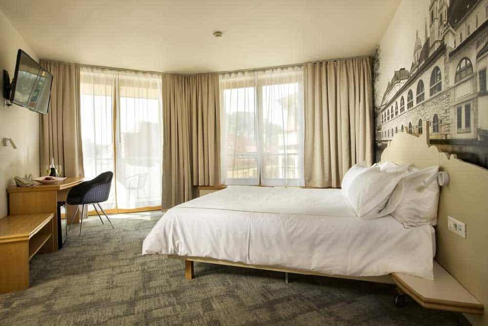 Room City Hotel Ljubljana