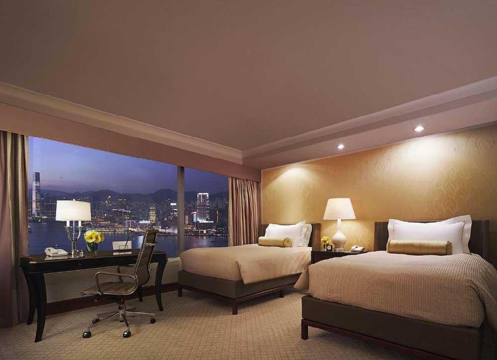 Room @ Conrad Hong Kong