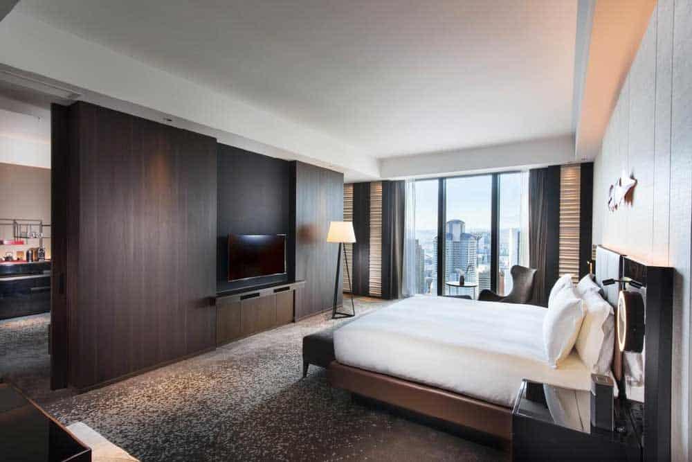 Room @ Conrad Osaka