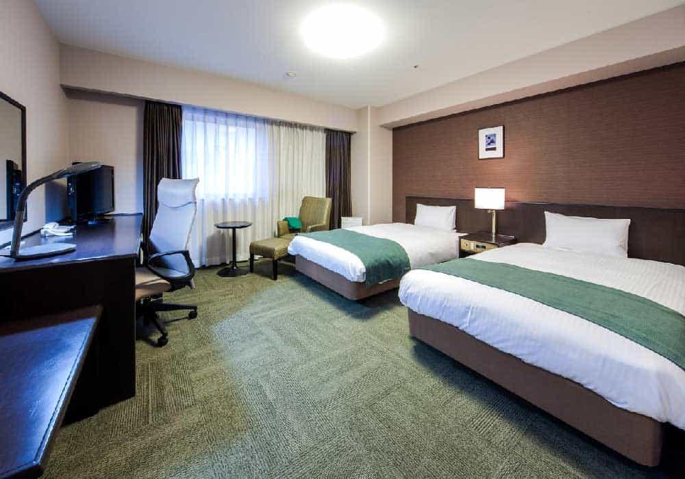 Room Daiwa Roynet Hotel Kanazawa