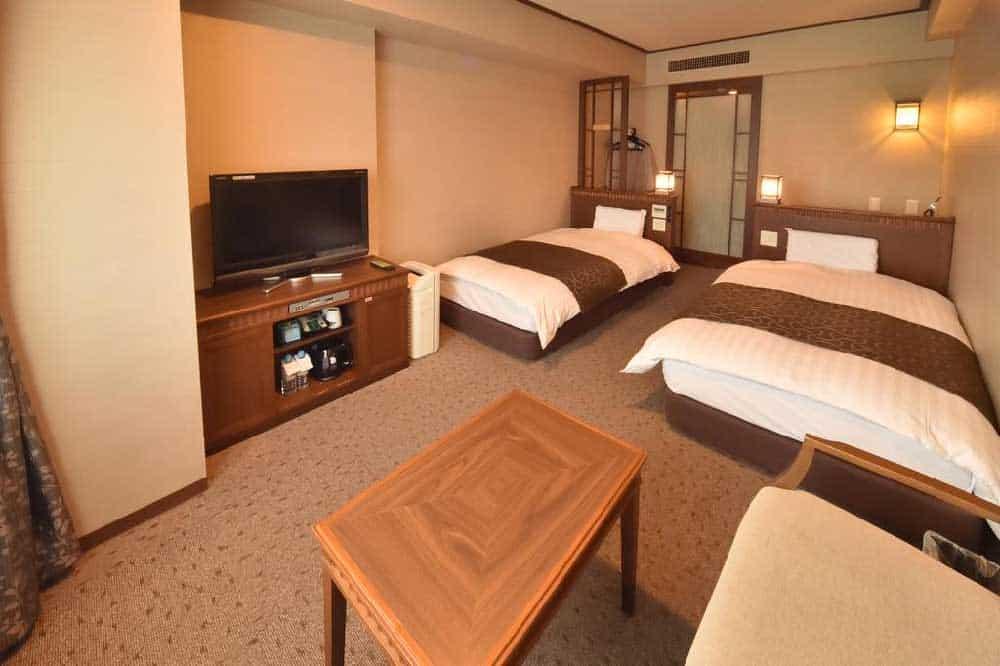Room Dormy Inn Otaru