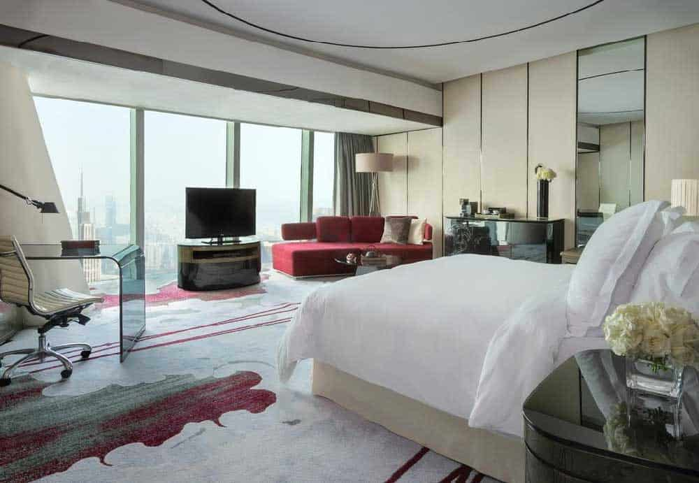 Room Four Seasons Hotel Guangzhou