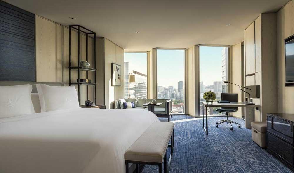 Room @ Four Seasons Hotel Seoul