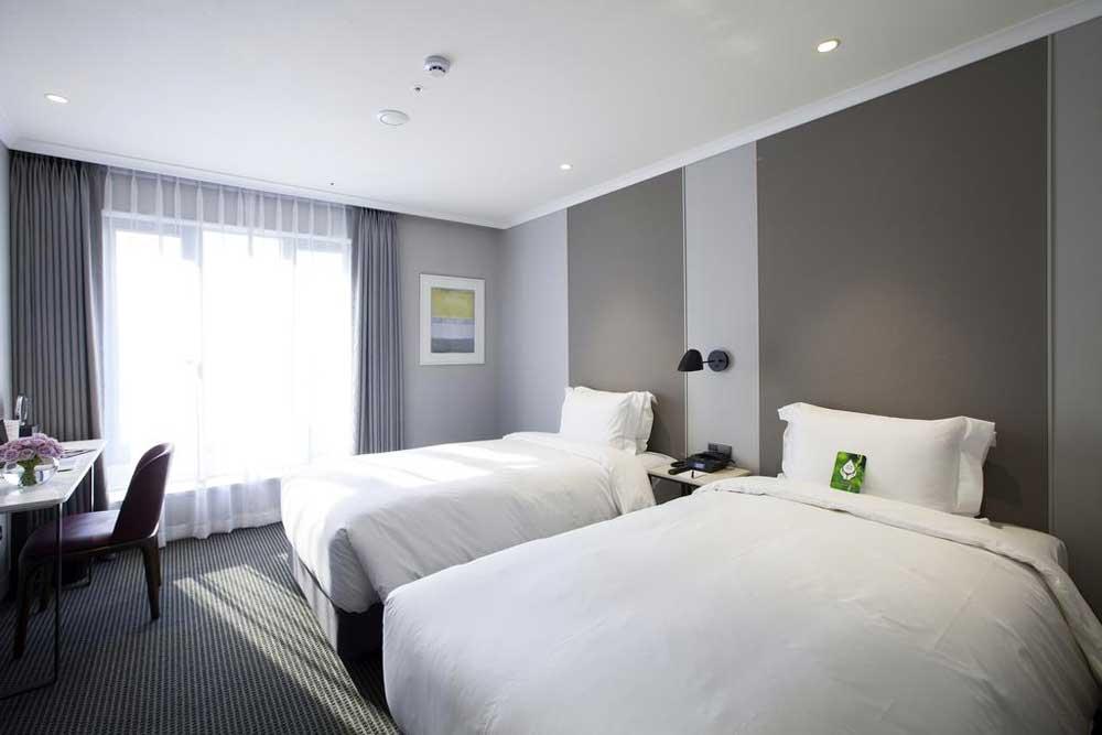 Room @ G2 Hotel Myeongdong