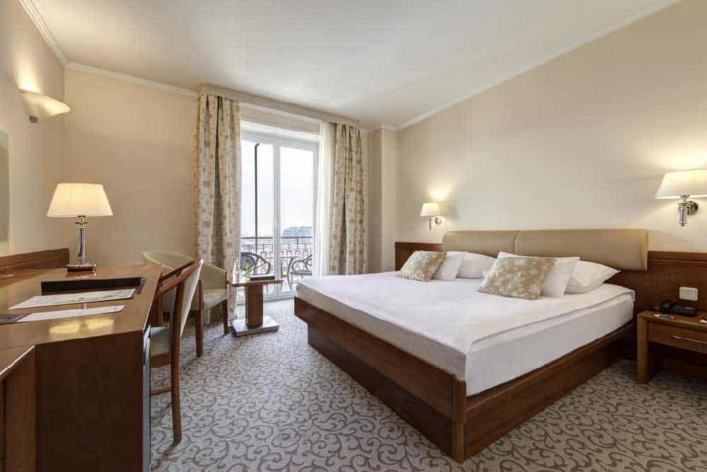 Room Grand Hotel Union