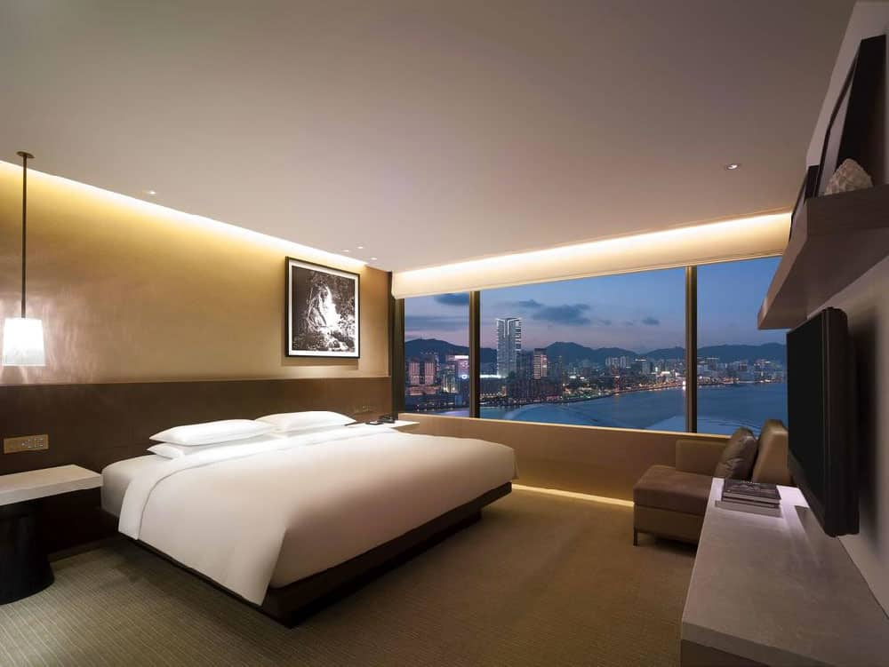 Room @ Grand Hyatt Hong Kong