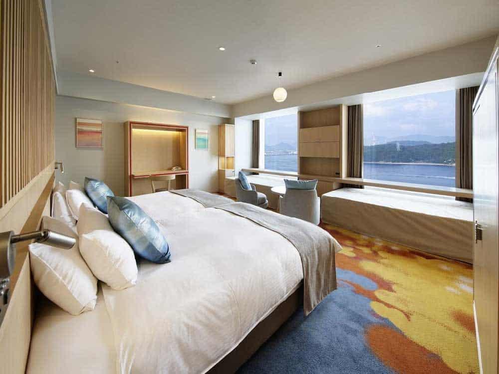 Room Grand Prince Hotel Hiroshima