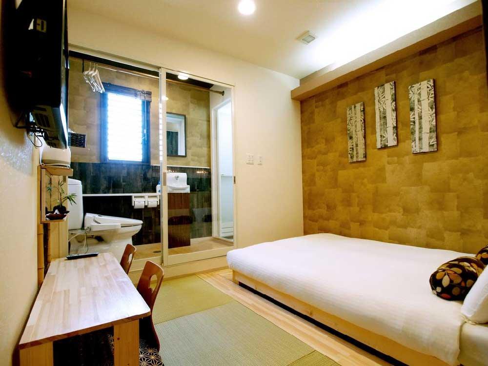 Room Guesthouse Nara Komachi
