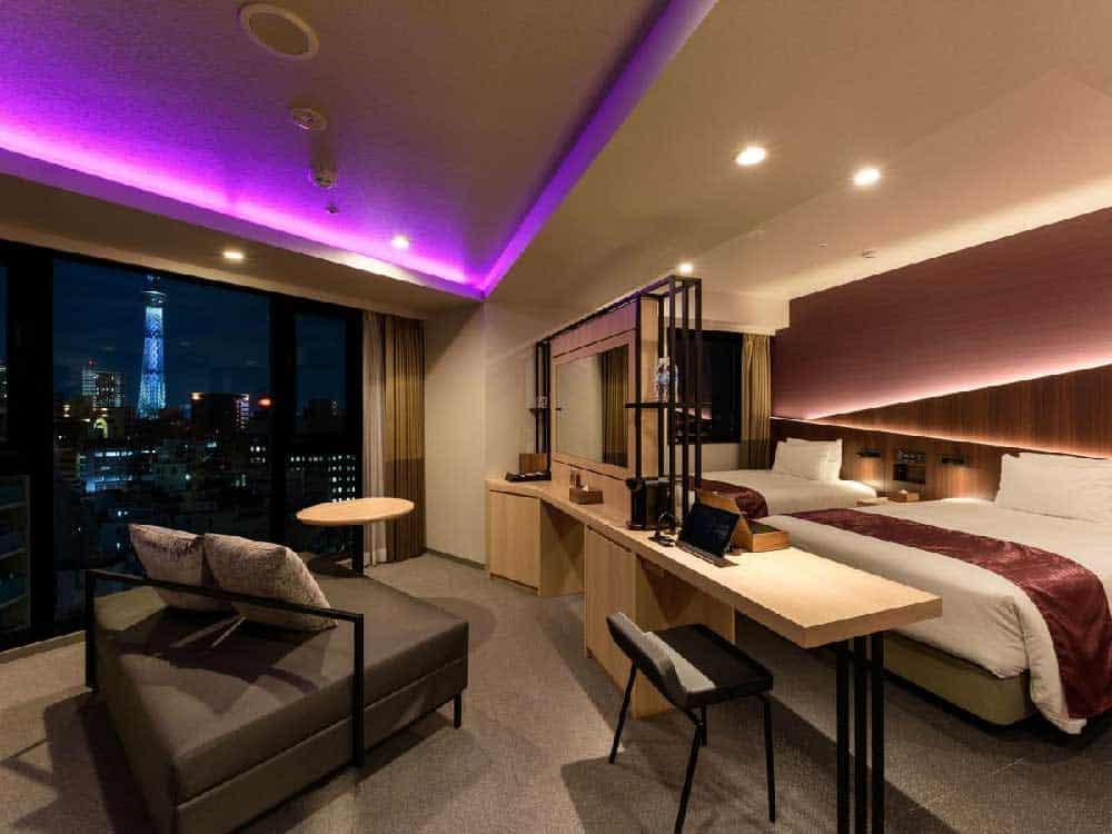 Room Henn na Hotel Tokyo Asakusa Tawaramachi