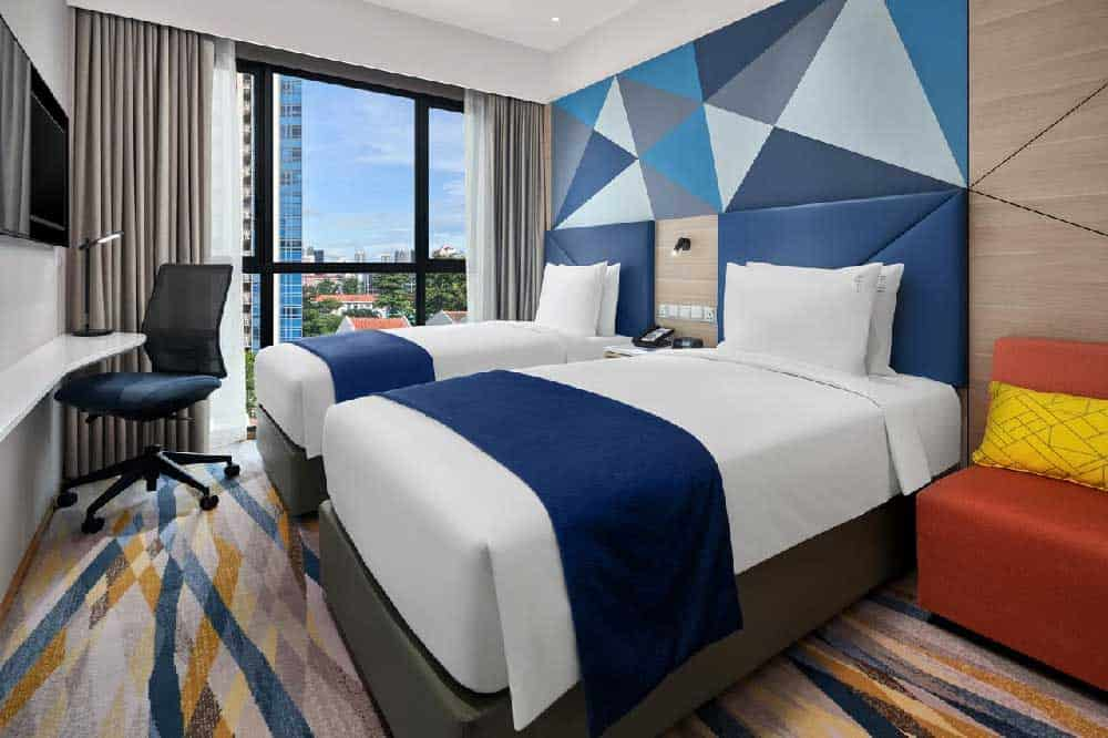 Room Holiday Inn Express Singapore Serangoon