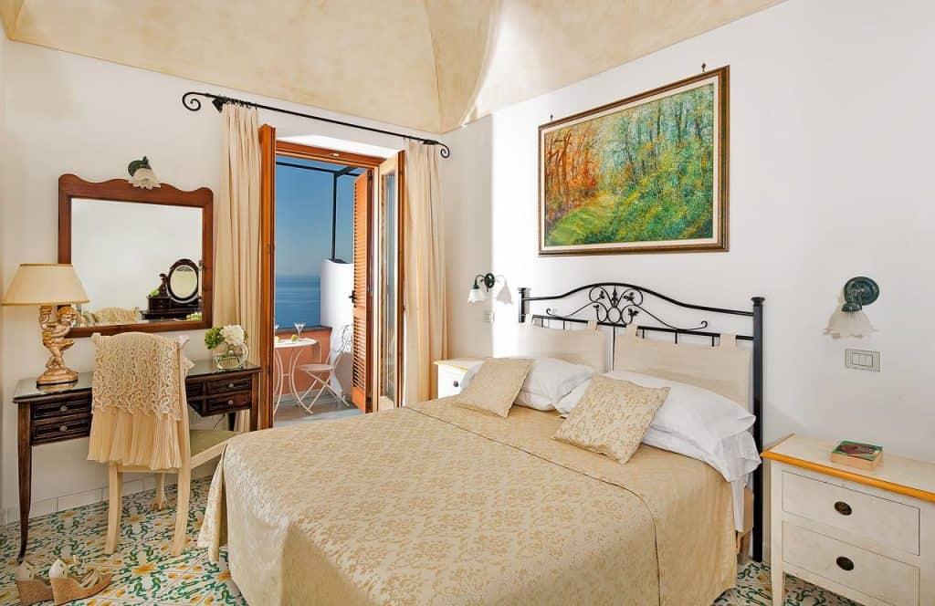 Room Hotel Conca d'Oro