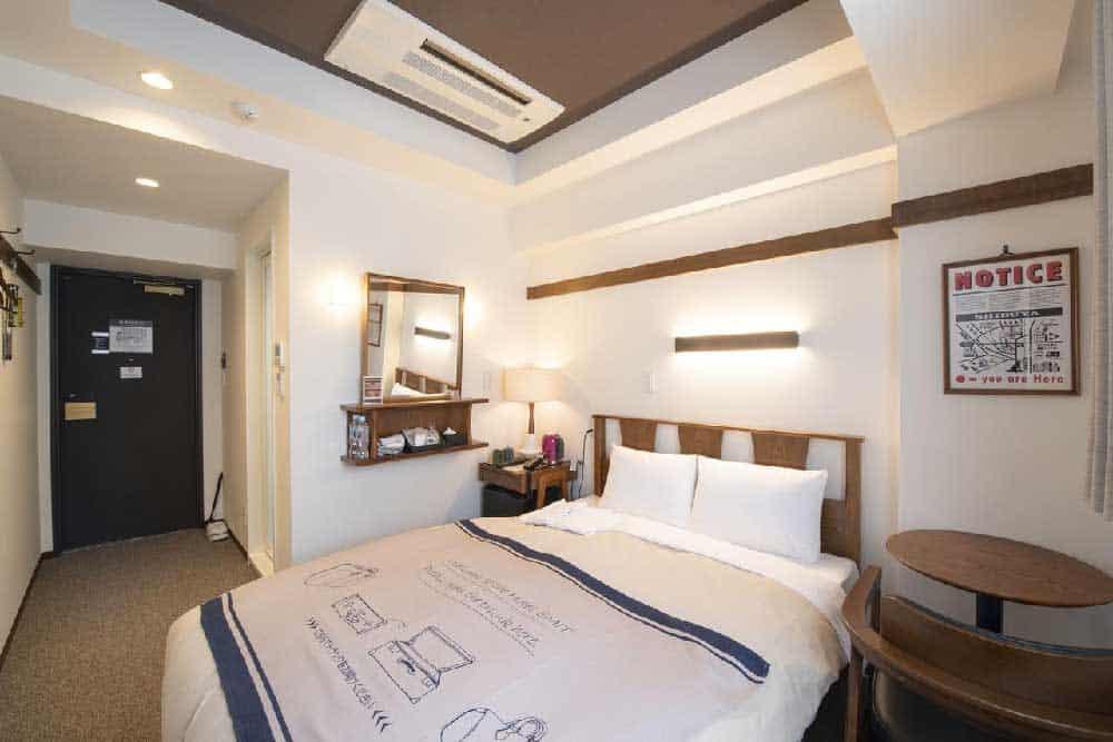 Room Hotel Emit Shibuya