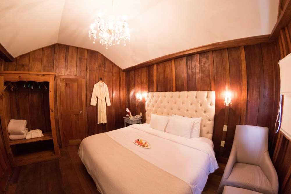 Room @ Hotel Finca Lerida Coffee Plantation