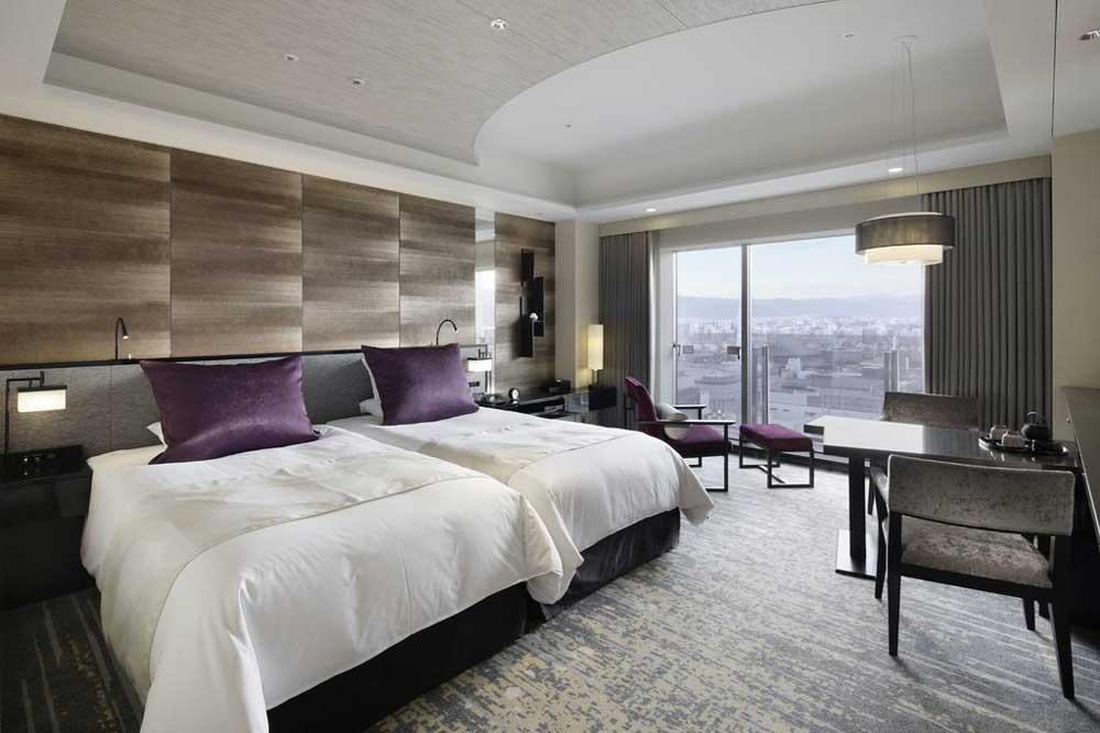 Room @ Hotel Granvia Kyoto