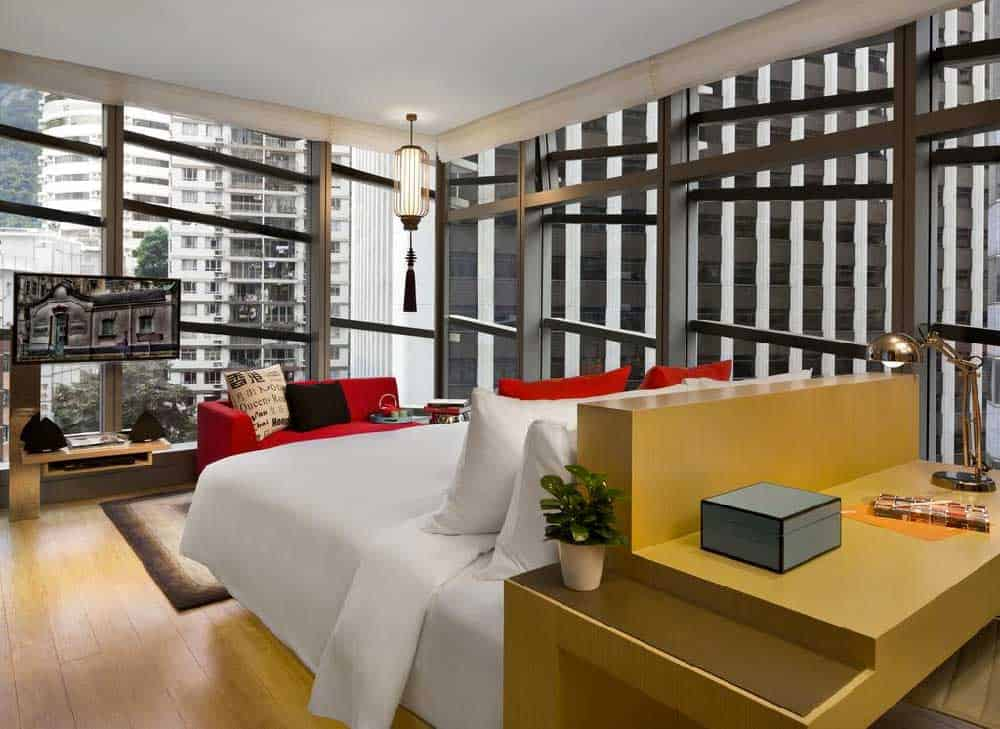 Room @ Hotel Indigo Hong Kong Island