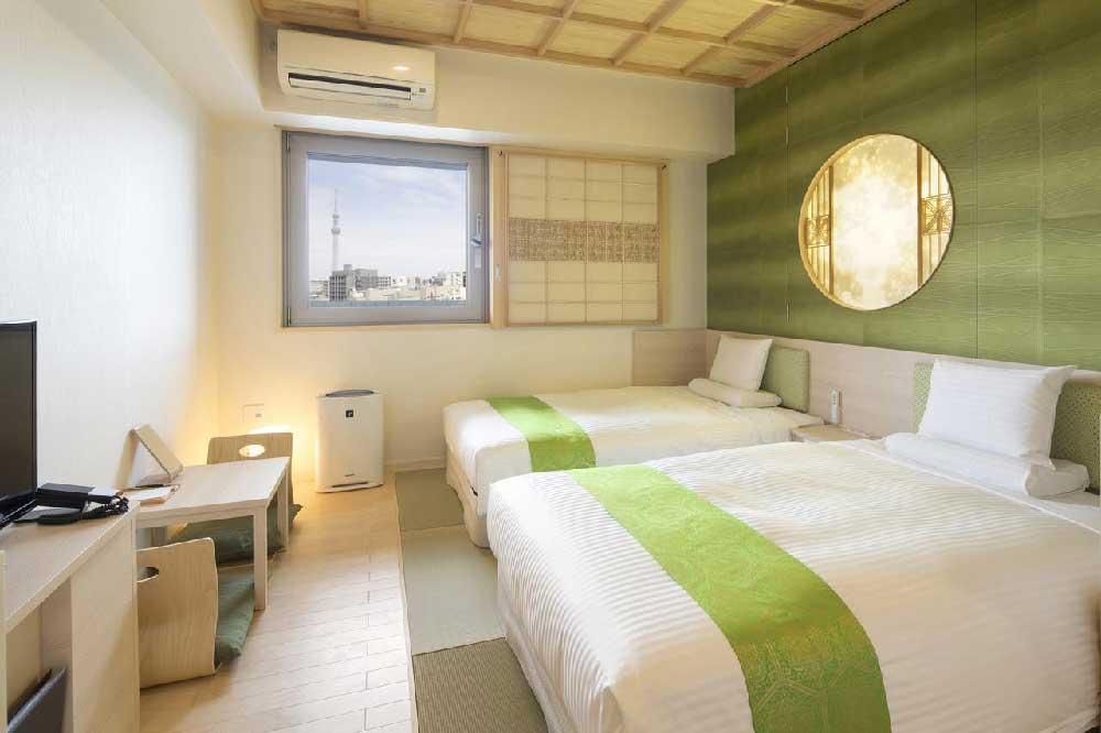 Room HOTEL MYSTAYS Asakusabashi