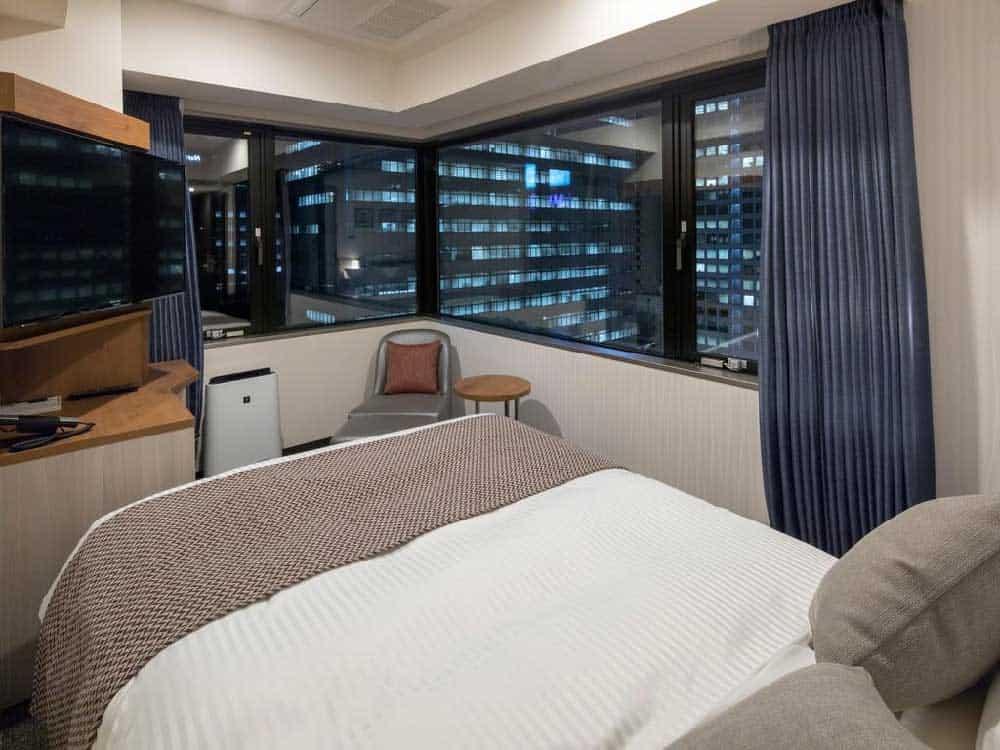 Room @ HOTEL MYSTAYS Midosuji Honmachi