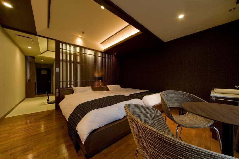 Room Hotel New Wakasa