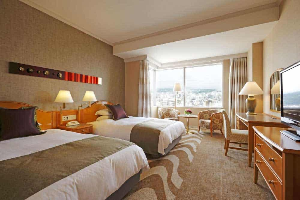 Room Hotel Nikko Kanazawa