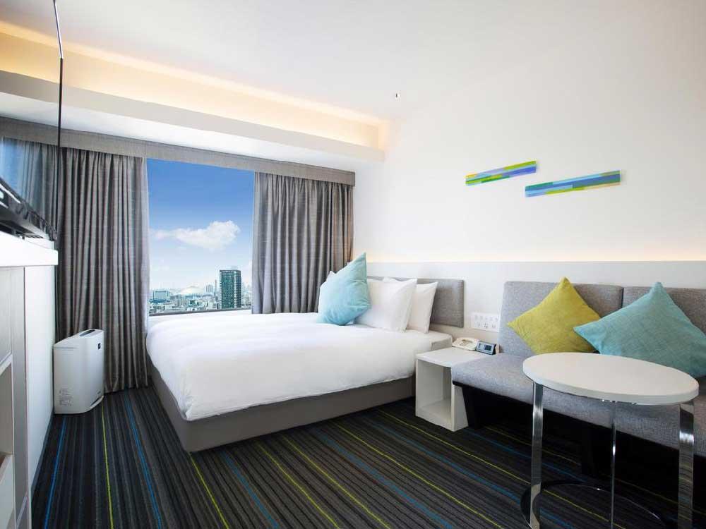 Room @ Hotel Nikko Osaka