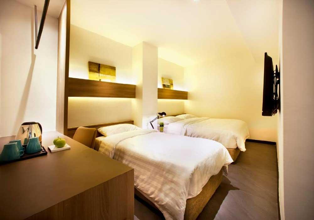 Room Hotel NuVe
