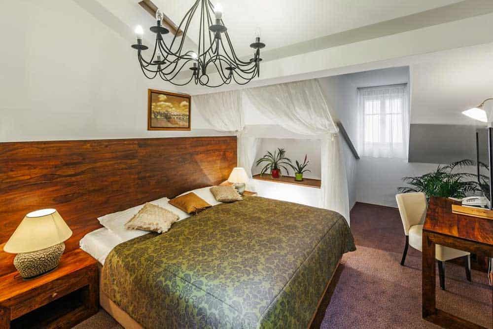 Room @ Hotel Residence Agnes in Prague, Czech Republic