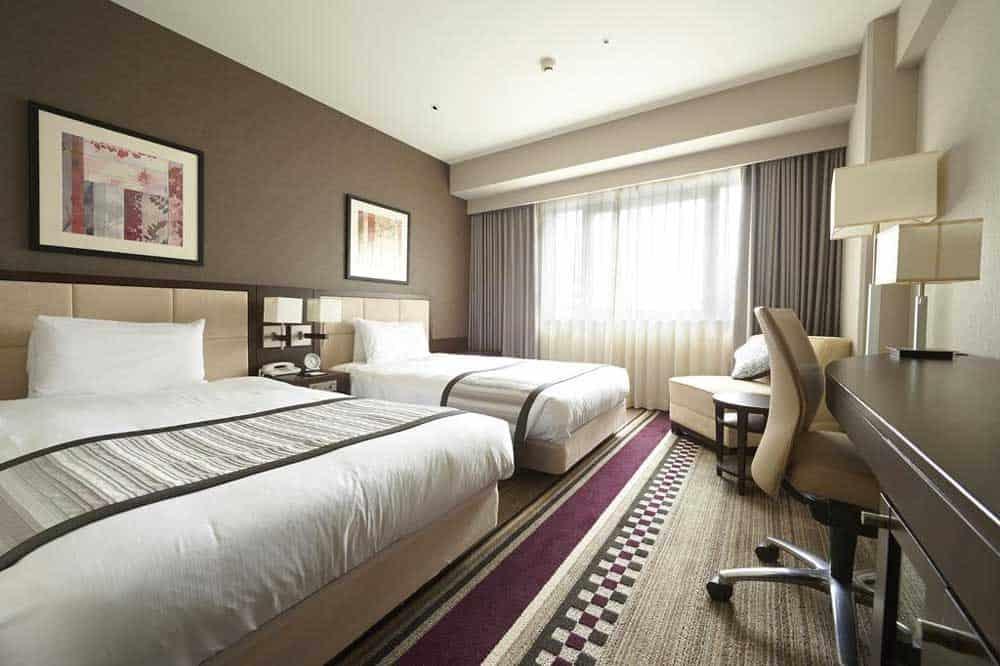 Room @ Hotel Sunroute Plaza Shinjuku in Shinjuku, Tokyo, Japan