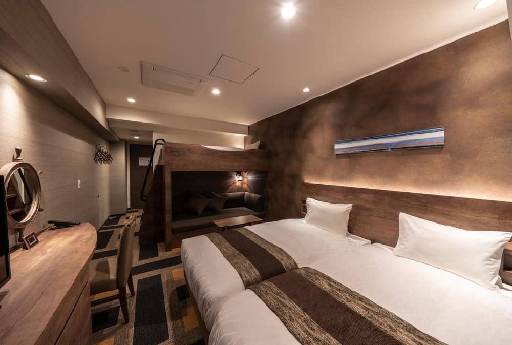 Room Hotel Torifito Otaru Canal