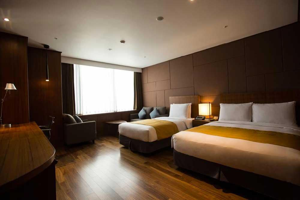 Room @ Hotel Venue-G Seoul in Insadong, Seoul, Korea