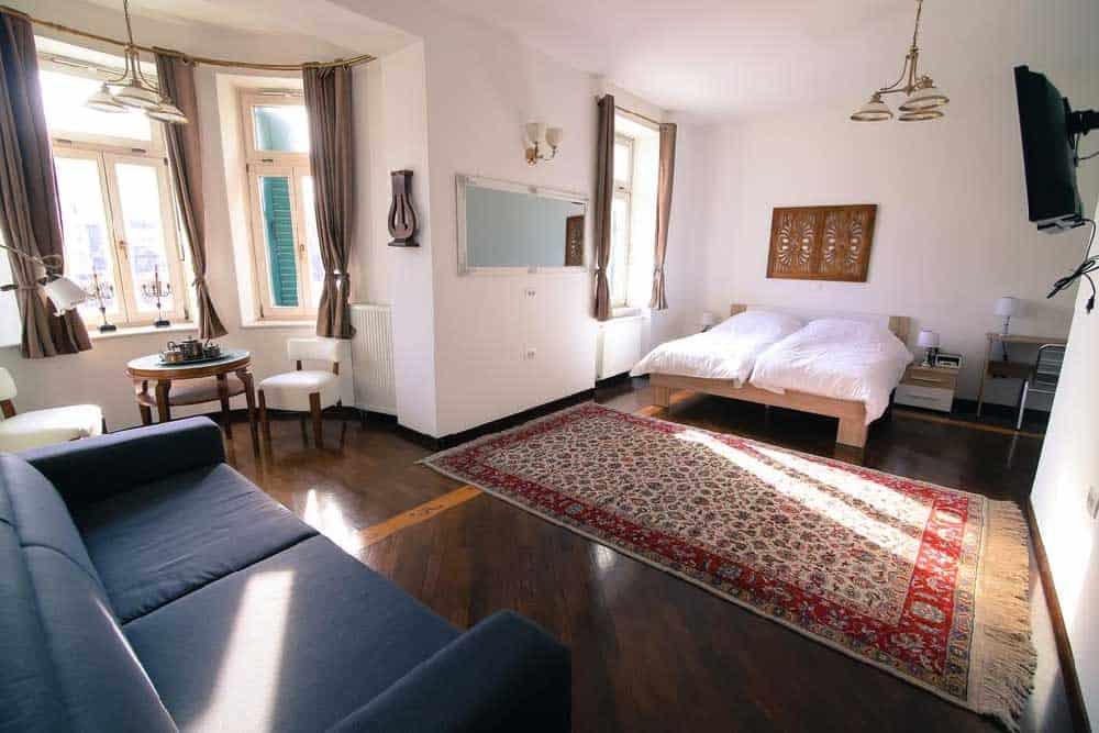 Room Hotel Vila Katrca