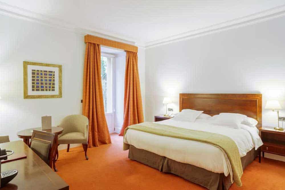 Room Hotel Villa Soro