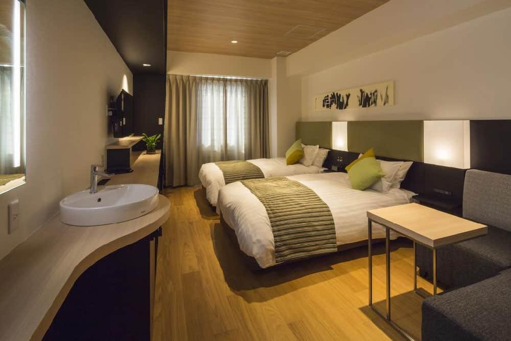 Room Hotel Vista Hiroshima