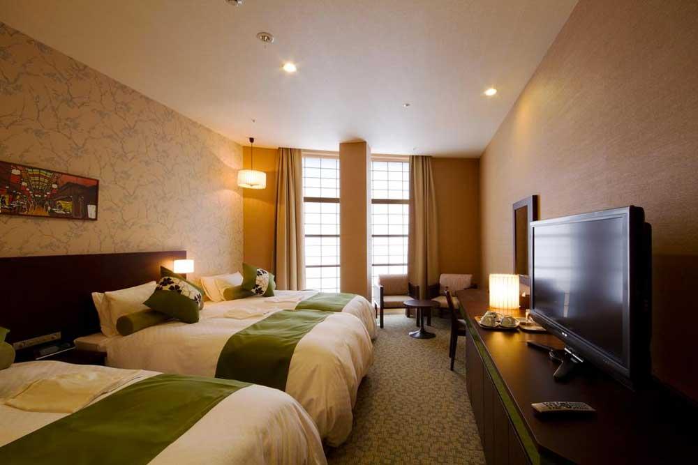 Room @ Hotel Vista Premio Kyoto