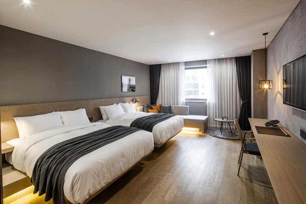 Room @ Hotel28 Myeongdong