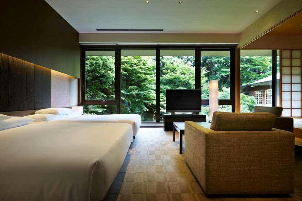 Room @ Hyatt Regency Kyoto